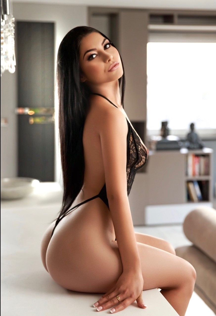 Amora Sexy Brunette and Marylebone Escort in London
